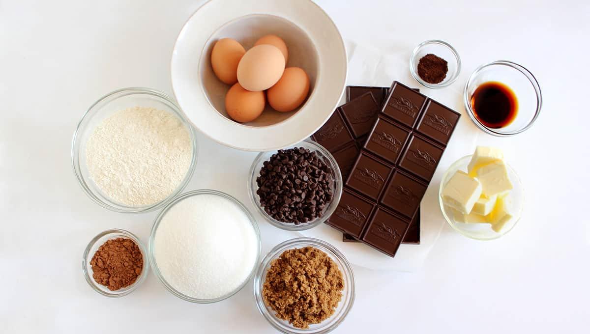 CBD brownies recipe ingredients