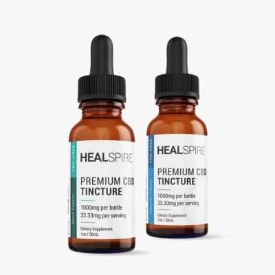 Healspire CBD duo kit