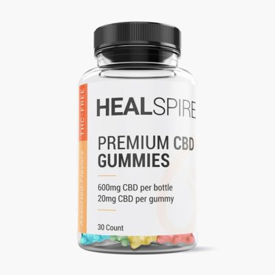 CBD oil gummies 600mg product